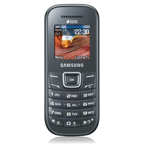 mobile samsung smartphone samsung e1202 duos gris mobile smartphone samsung sur