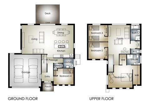 double bedroom house designs free double storey house designs idea home and house