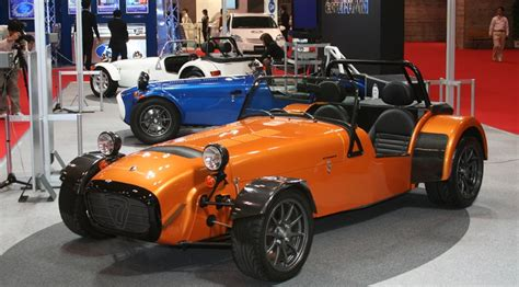 caterham news at 2009 tokyo motor show by car magazine