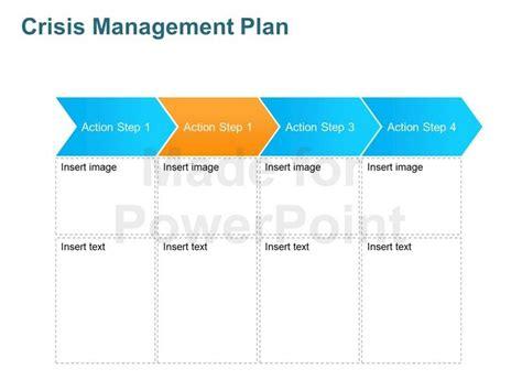 design management plan crisis management plan template template design