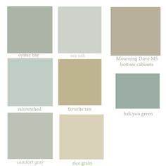 sea salt sherwin williams colors for decor