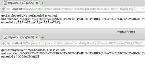 java pattern matcher utf 8 jax rs 17 encoded in java we trust