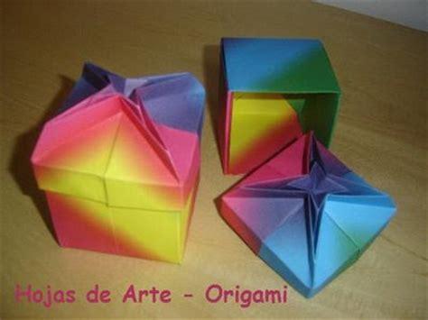 Sle Origami - hojas arte origami cajas box caixas ajilbabcom portal