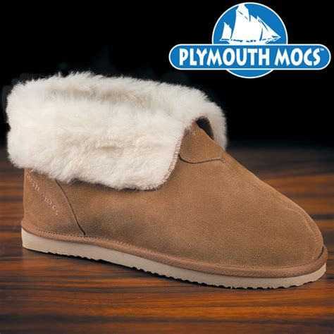 plymouth mocs mens boot slippers plymouth mocs mens boot slippers 28 images s coolers