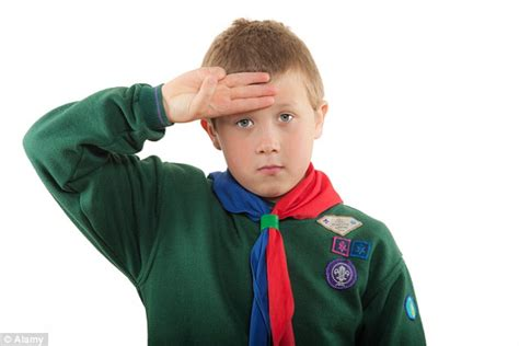 Scout Volunteer Background Check Grylls Says Scouts 35k Waiting List Is Result Of Leader Shortage Daily Mail