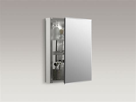 20 x 26 aluminum medicine cabinet with mirrored door by kohler standard plumbing supply product kohler k cb clc2026fs
