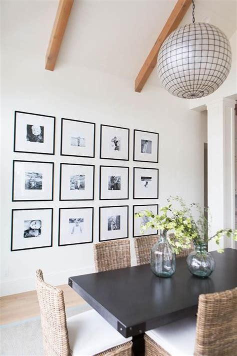 Wall Decor For Dining Room Area by 25 Modern Dining Area Gallery Wall Concepts Decorazilla Design