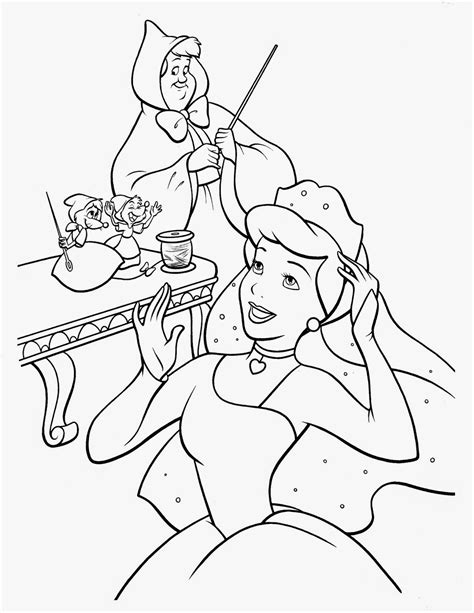 new cinderella coloring pages coloring pages cinderella free printable coloring pages