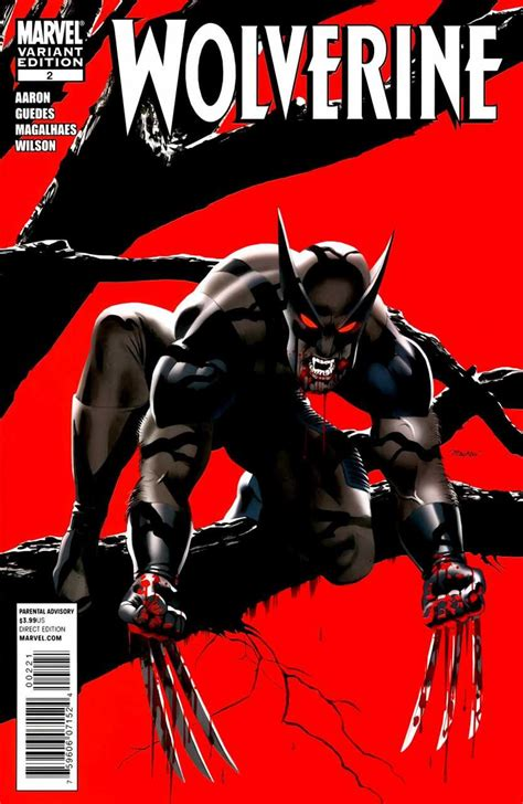 wolverine goes to hell wolverine 2 wolverine goes to hell part 2 scorched earth chapter two amiko s story issue