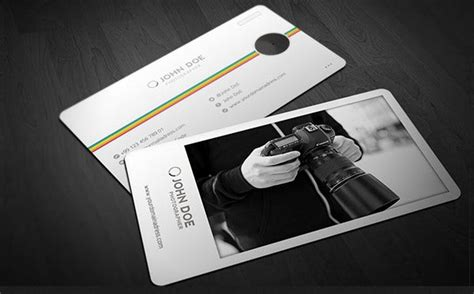 photography business cards  psd vector aieps