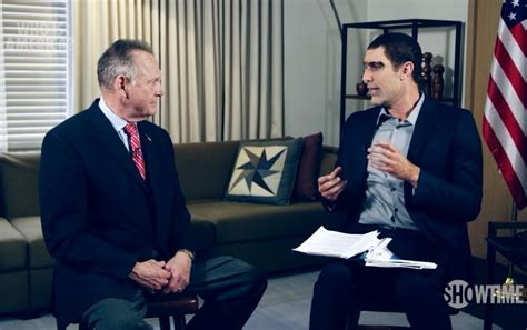 roy moore who is america roy moore threatens to sue sacha baron cohen over