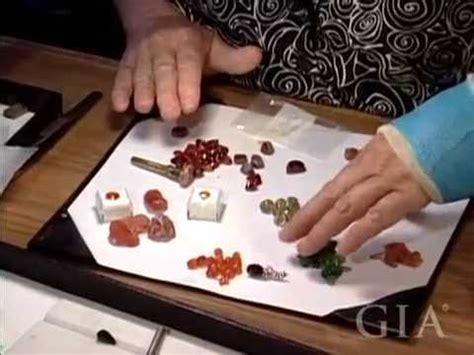 Garnet Birma Cutting how are gemstones cut quartz faceting doovi