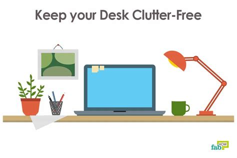 best cleaner for office desk how to increase your productivity at work by 100 fab how