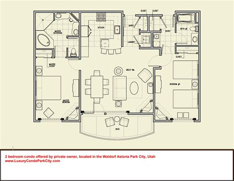 waldorf astoria new york floor plan vacation rental rates park city condo rental by owner