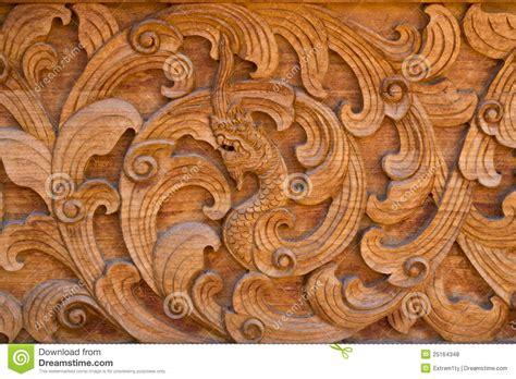 pattern old wood old wood thai pattern handmade stock photo image 25164348