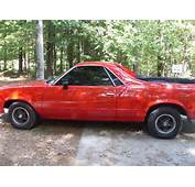 Picture Of 1987 Chevrolet El Camino Ss Exterior Car Pictures
