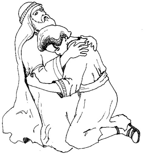 dibujos cristianos para imprimir y colorear free coloring pages of the prodigal lost son