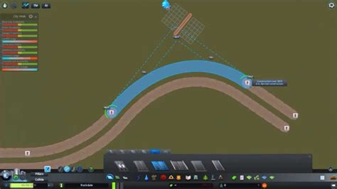 tutorial cities skylines drawing road tutorial cities skylines youtube