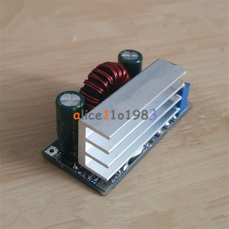 Auto Buck Boost Xl6009 Dc Step Up Converter 125v35v Board automatic step up dc dc power supply converter buck boost replace xl6009 ebay