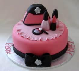 girly birthday cake rubyteacakes flickr