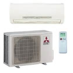 Mitsubishi Ductless Mini Split Prices Mitsubishi Mr Slim 26 Seer Mini Split Heat 9k Btu