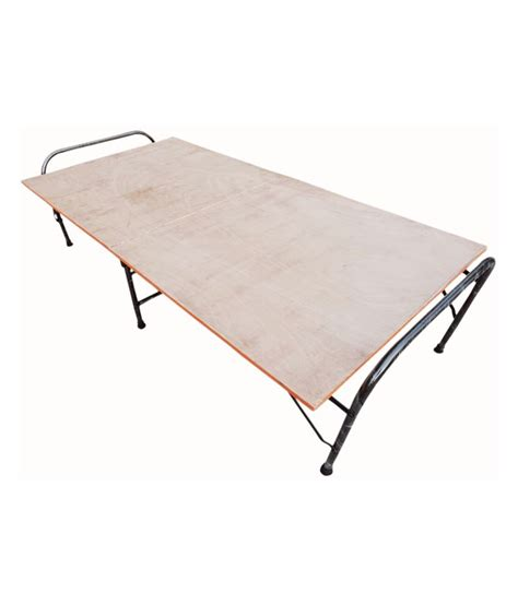 Folding Bed Board Folding Bed In Ply Board Buy Folding Bed In Ply Board At Best Prices In India On Snapdeal