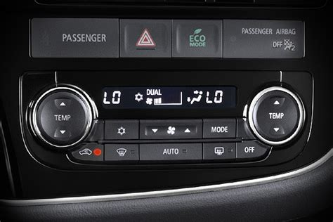 Comfort In Any Climate by 2016 Mitsubishi Outlander Comfort Features Mitsubishi Motors