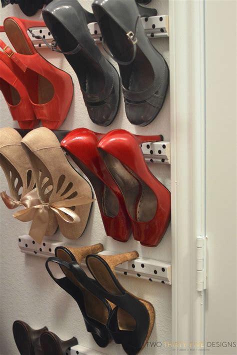 diy high heel shoes hometalk high heel shoe storage