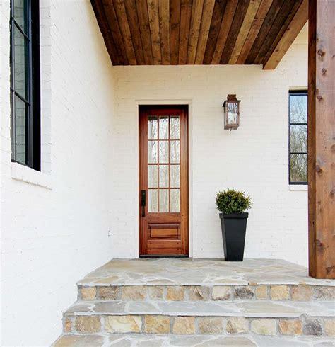 choose  perfect exterior wood door   home