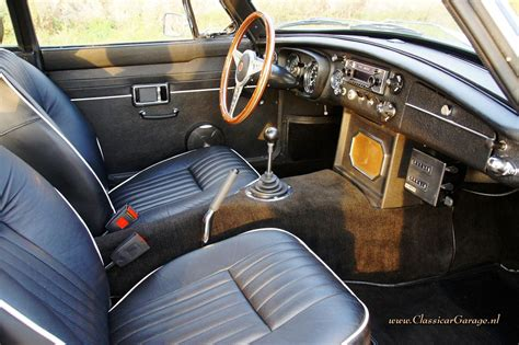 upholstery pictures car picker mg mgc interior images