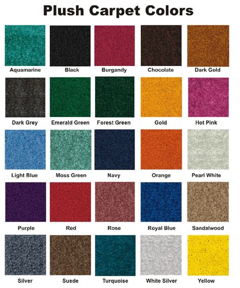 Floor Grout Color Chart Carpet by Carpet Colour Chart Floor Matttroy