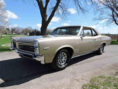 1966 Pontiac Tempest For Sale by 1966 Pontiac Tempest For Sale Classiccars Cc 974275