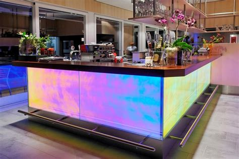 Plexiglass Bar Top by 17 Best Images About Illuminated Artwork And Spaces On
