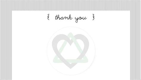Adoption Thank You Cards