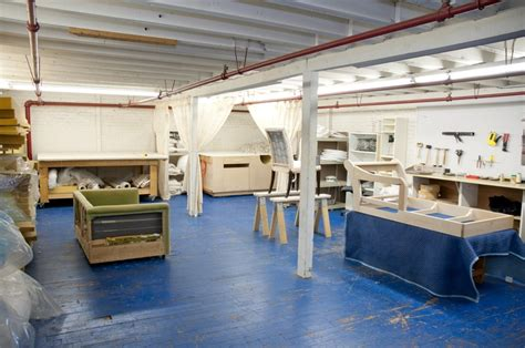 Furniture Upholstery Classes Upholstery Shop Set Up Workshops