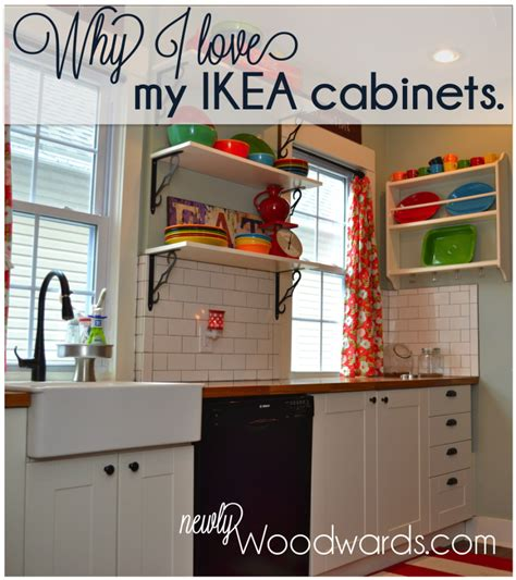 why do kitchen cabinets cost so much why i love my ikea kitchen cabinets newlywoodwards