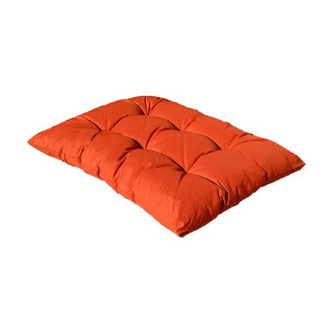 egg chair cushion cover orange soft replacement cushion pillow pad seat cover for