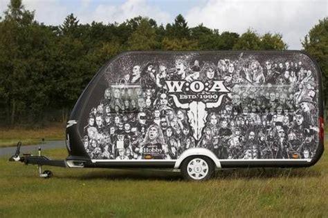 Akiba Hobby Aluminium For Der Black wacken caravan bei ebay zu ersteigern burnyourears webzine