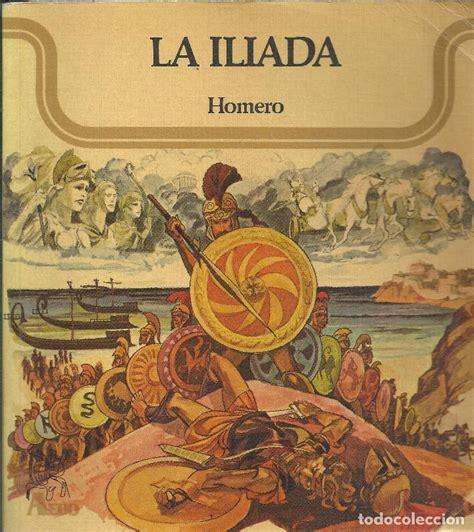 imagenes sensoriales de la iliada homero la iliada edici 243 n juvenil comprar libros