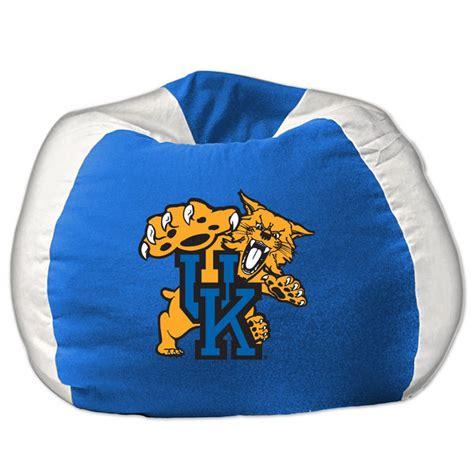 college football bean bag chairs kentucky wildcats bean bag chair