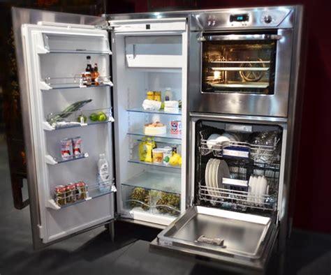 stove fridge sink combo combination refrigerator dishwasher oven unit from