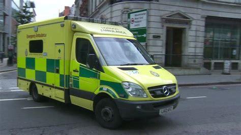 Lu Led Ambulance ambulance service in crisis in unions warn news
