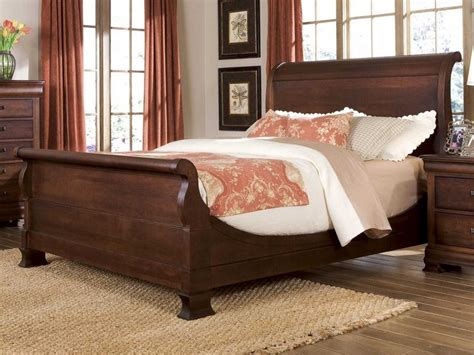black sleigh bed queen white queen sleigh bed frame home design ideas