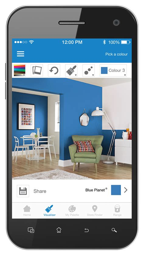 paint my room app colour choice made easy with crown paints new app scottish decorators federation