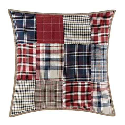 red throw pillows for bed nautica 174 ansell square throw pillow in red bed bath beyond