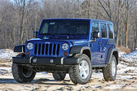 Jeep Wrangler 2 Door Vs 4 Door Review 2009 Jeep Wrangler Unlimited Rubicon 4x4 Photo