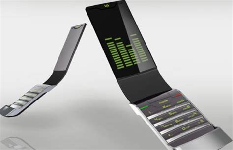lg recall, a curved concept phone   concept phones