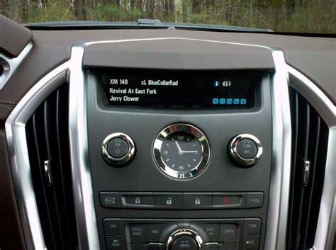 2010 cadillac cts navigation system 2010 2012 cadillac srx factory navigation system