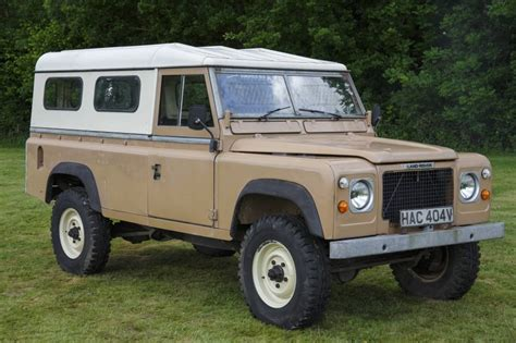 1980 land rover discovery the dunsfold collection the dunsfold collection