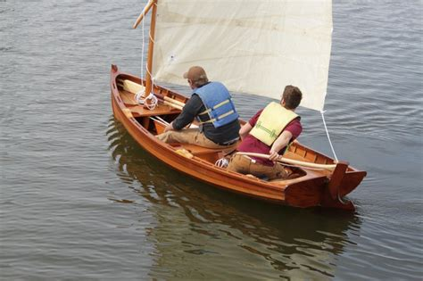 wooden skiff boat for sale sid skiff woodenboat magazine